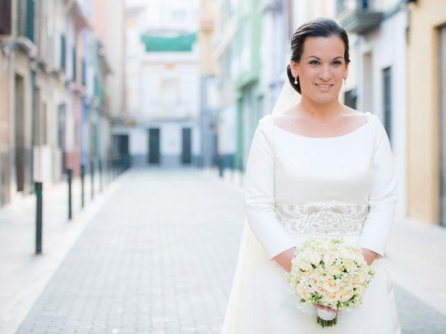 La boda de Javier y Ada en Castelló/castellón De La Plana, Castellón 78
