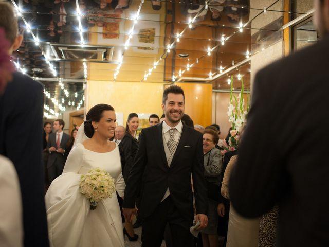 La boda de Javier y Ada en Castelló/castellón De La Plana, Castellón 81