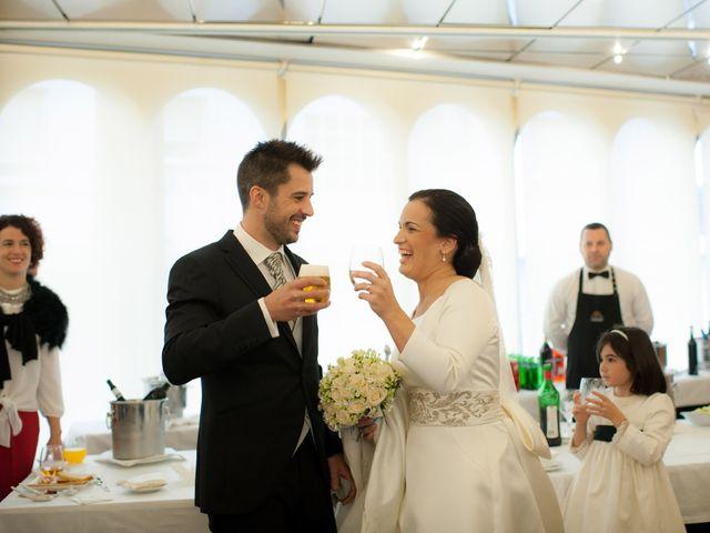 La boda de Javier y Ada en Castelló/castellón De La Plana, Castellón 82