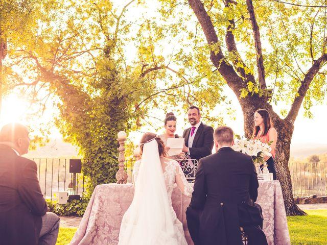 La boda de Jose Luis y Nuria en Guadarrama, Madrid 52