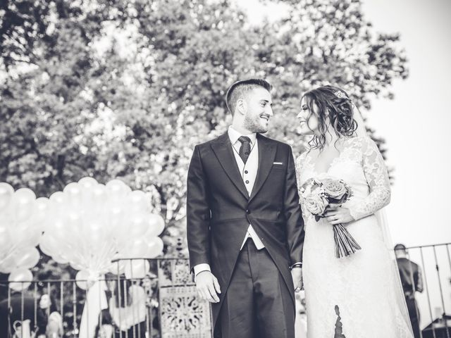 La boda de Jose Luis y Nuria en Guadarrama, Madrid 63