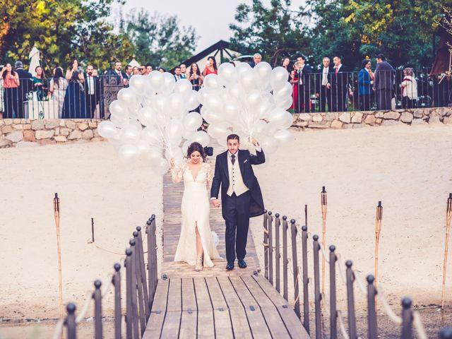 La boda de Jose Luis y Nuria en Guadarrama, Madrid 79