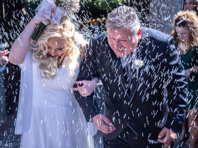 La boda de Silvia y Josef