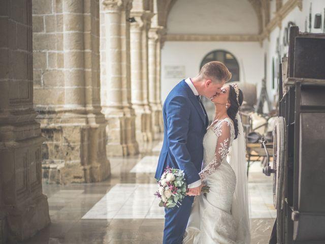La boda de Francis y Ángeles en Jerez De La Frontera, Cádiz 21