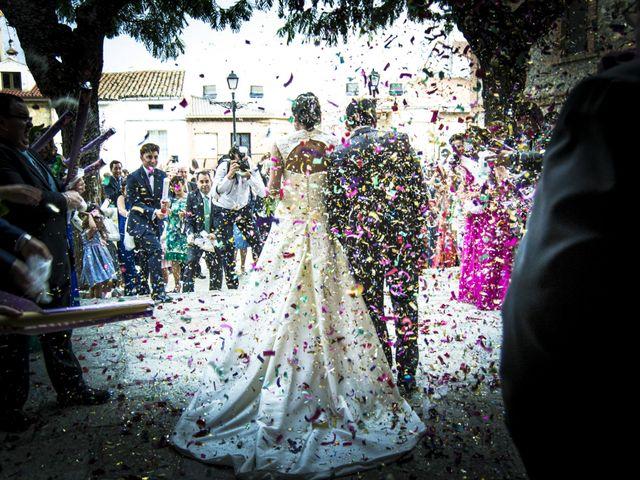 La boda de Rafa y Rosa en Torrijos, Toledo 17