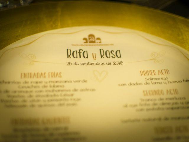 La boda de Rafa y Rosa en Torrijos, Toledo 29