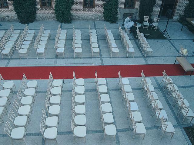 La boda de Diego y Carmen en Boadilla Del Monte, Madrid 21