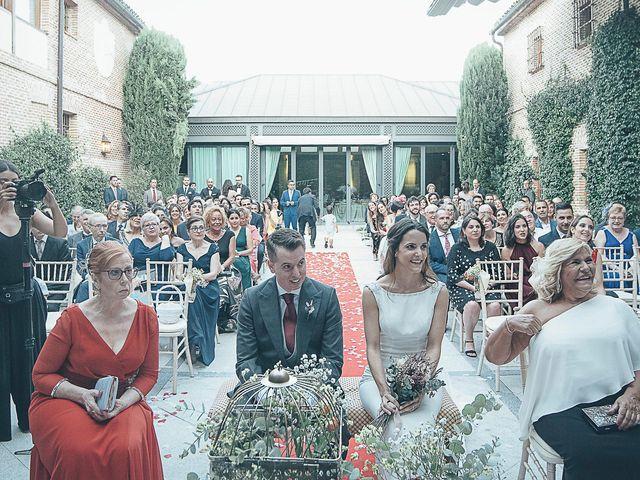 La boda de Diego y Carmen en Boadilla Del Monte, Madrid 68