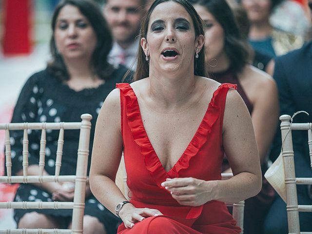 La boda de Diego y Carmen en Boadilla Del Monte, Madrid 71