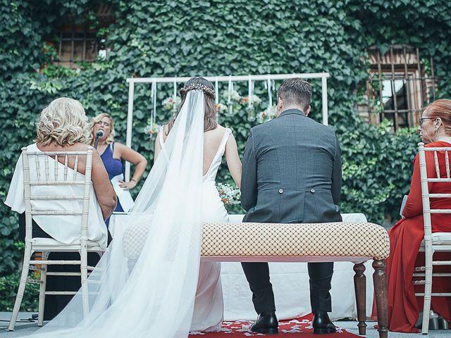 La boda de Diego y Carmen en Boadilla Del Monte, Madrid 75