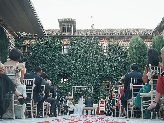 La boda de Diego y Carmen en Boadilla Del Monte, Madrid 77