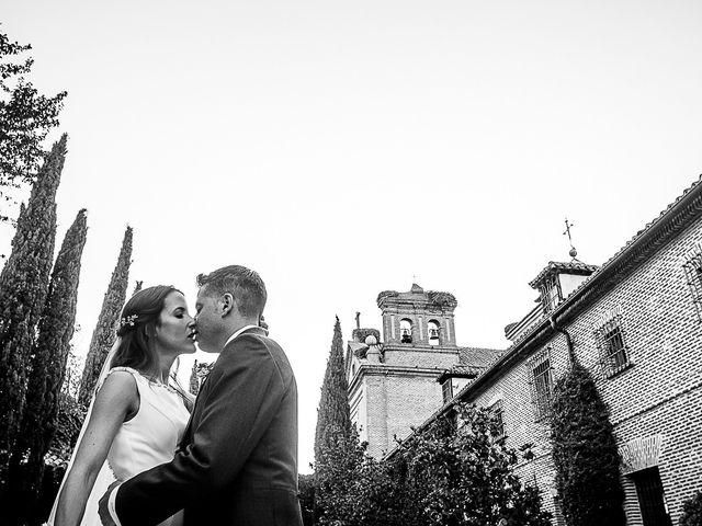La boda de Diego y Carmen en Boadilla Del Monte, Madrid 88