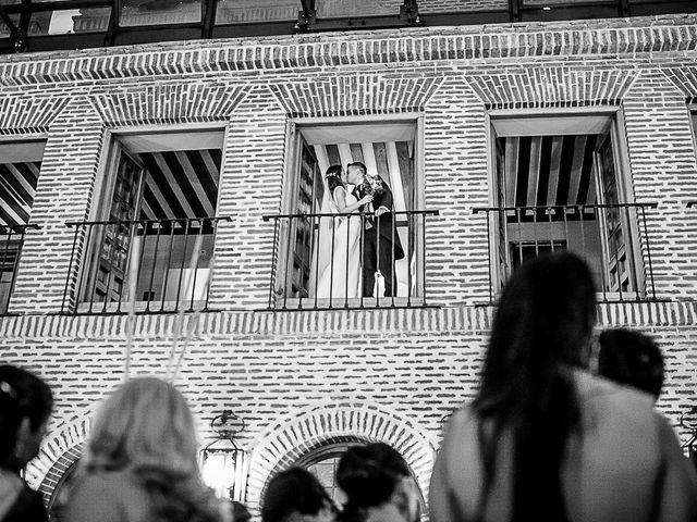 La boda de Diego y Carmen en Boadilla Del Monte, Madrid 95
