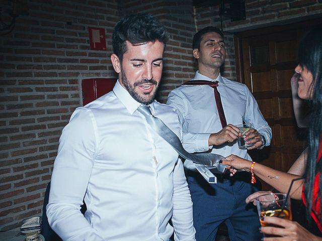 La boda de Diego y Carmen en Boadilla Del Monte, Madrid 134