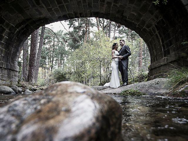 La boda de Diego y Carmen en Boadilla Del Monte, Madrid 138