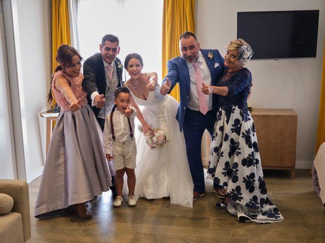 La boda de Alejandro y Diana en Codorniz, Segovia 42