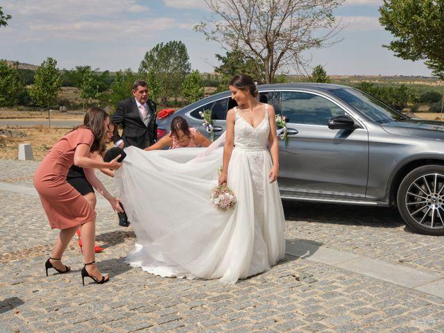 La boda de Alejandro y Diana en Codorniz, Segovia 45