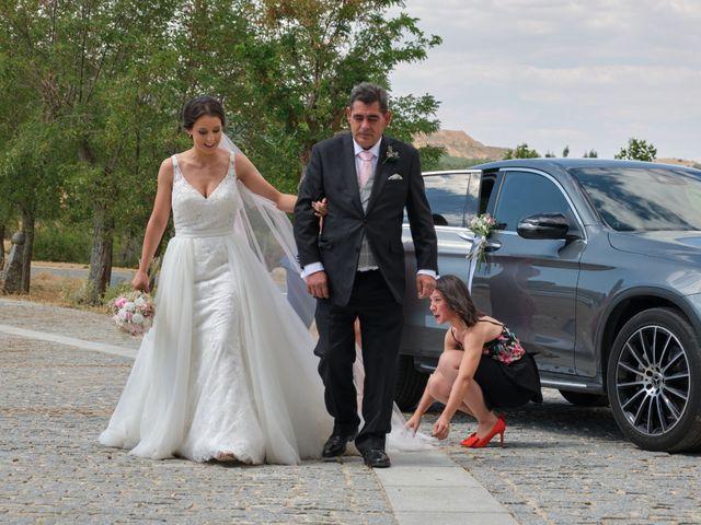 La boda de Alejandro y Diana en Codorniz, Segovia 46