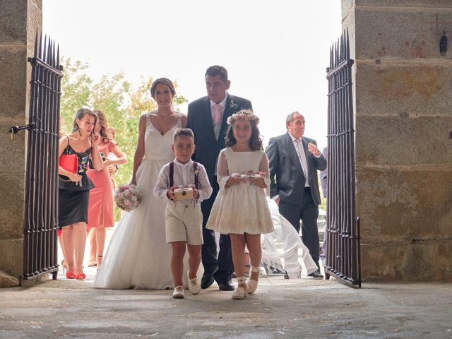 La boda de Alejandro y Diana en Codorniz, Segovia 47