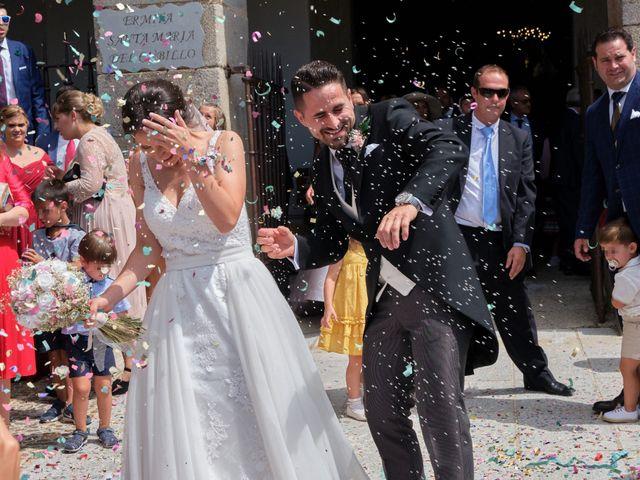 La boda de Alejandro y Diana en Codorniz, Segovia 60
