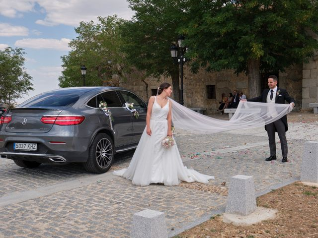 La boda de Alejandro y Diana en Codorniz, Segovia 64