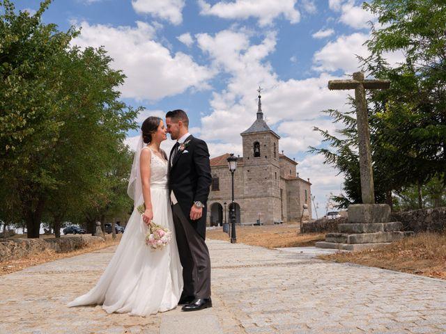 La boda de Alejandro y Diana en Codorniz, Segovia 66