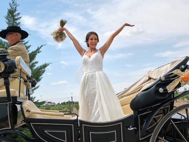 La boda de Alejandro y Diana en Codorniz, Segovia 71