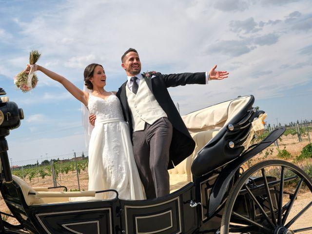 La boda de Alejandro y Diana en Codorniz, Segovia 73