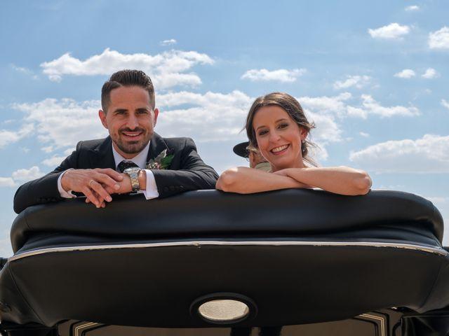 La boda de Alejandro y Diana en Codorniz, Segovia 74