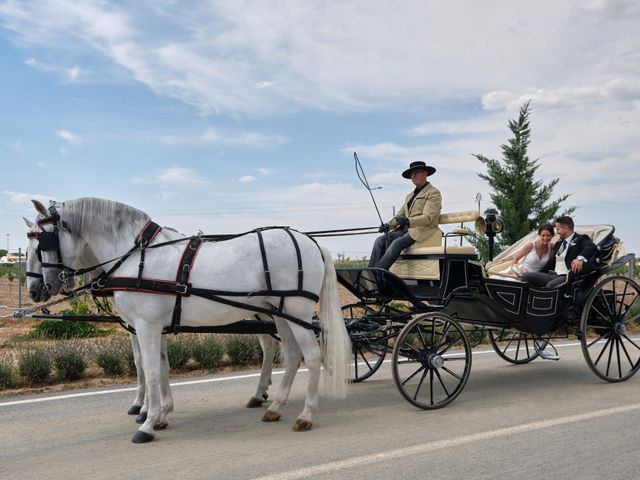 La boda de Alejandro y Diana en Codorniz, Segovia 77