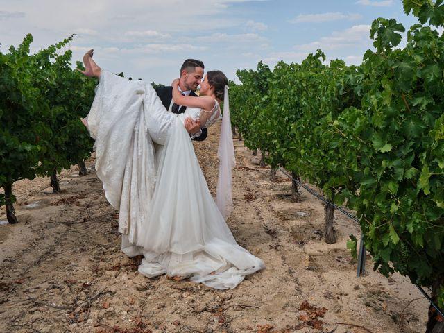 La boda de Alejandro y Diana en Codorniz, Segovia 2