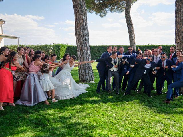 La boda de Alejandro y Diana en Codorniz, Segovia 88