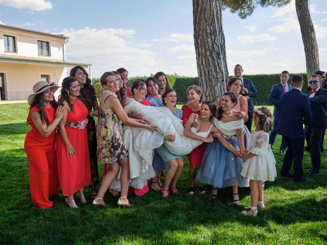 La boda de Alejandro y Diana en Codorniz, Segovia 89
