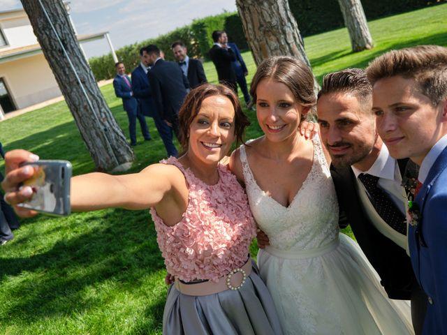 La boda de Alejandro y Diana en Codorniz, Segovia 90