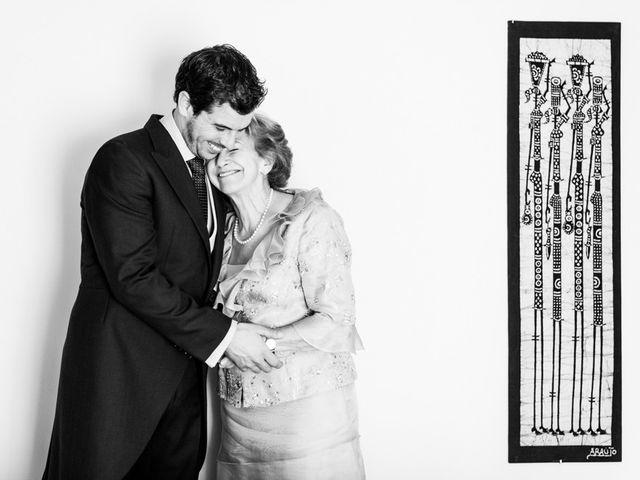 La boda de Alberto y Paloma en Torrelodones, Madrid 10