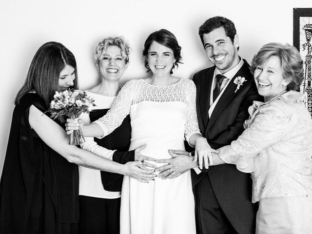 La boda de Alberto y Paloma en Torrelodones, Madrid 11