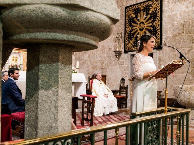 La boda de Alberto y Paloma en Torrelodones, Madrid 12