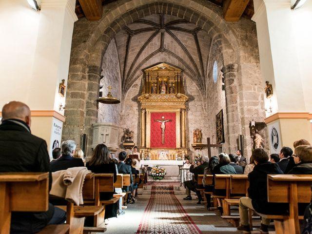 La boda de Alberto y Paloma en Torrelodones, Madrid 13