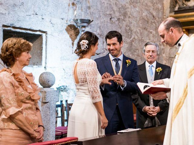 La boda de Alberto y Paloma en Torrelodones, Madrid 14