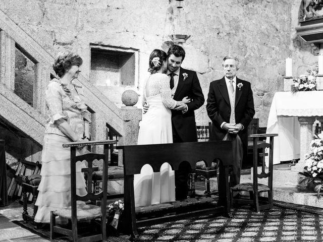 La boda de Alberto y Paloma en Torrelodones, Madrid 15