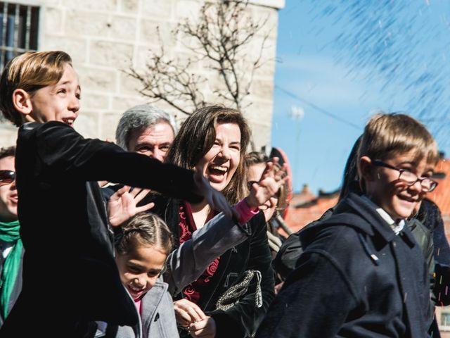 La boda de Alberto y Paloma en Torrelodones, Madrid 16
