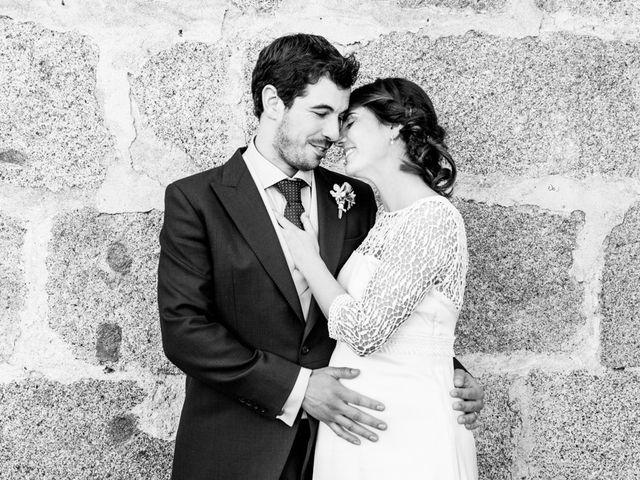 La boda de Alberto y Paloma en Torrelodones, Madrid 17