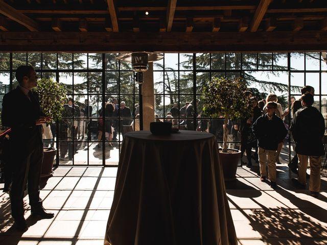 La boda de Alberto y Paloma en Torrelodones, Madrid 20