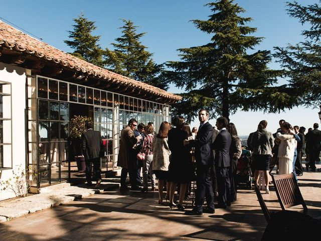 La boda de Alberto y Paloma en Torrelodones, Madrid 21
