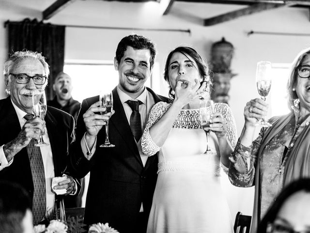 La boda de Alberto y Paloma en Torrelodones, Madrid 28