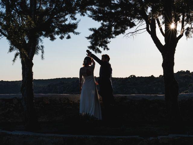 La boda de Alberto y Paloma en Torrelodones, Madrid 31