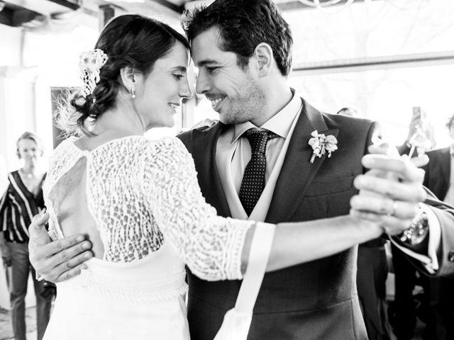 La boda de Alberto y Paloma en Torrelodones, Madrid 35