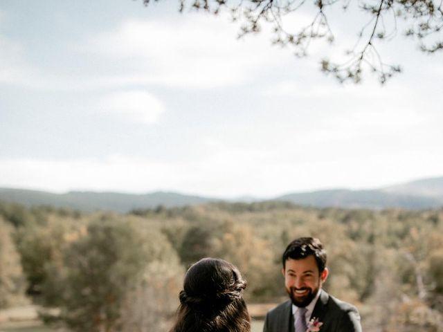 La boda de Raul  y Cora en Rascafria, Madrid 13