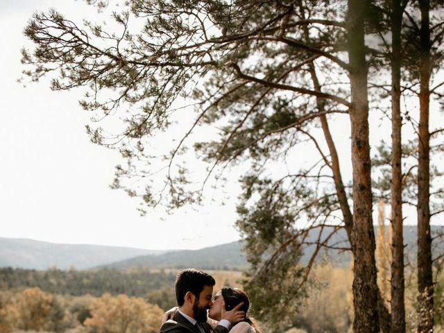 La boda de Raul  y Cora en Rascafria, Madrid 17
