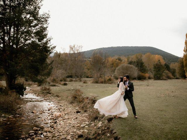 La boda de Raul  y Cora en Rascafria, Madrid 28